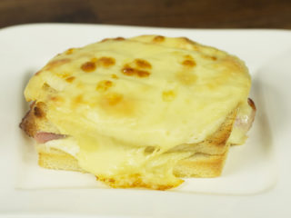 Baked Ham and Cheese Sandwiches -