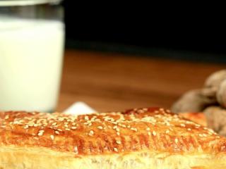 Raspberry Jam Pastries -