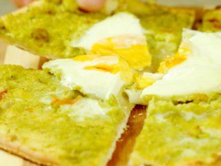 Guacamole Pizza -
