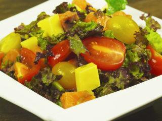 Smoked Salmon Salad -