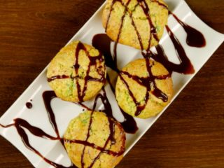 Sprinkles and Candy Muffins -
