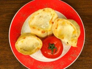 Lasagna Muffins -