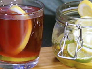 Preserved Lemons and Limes -