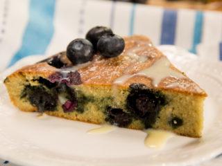 Blueberry Cake -