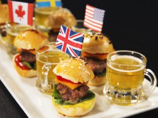 Mini Burgers -