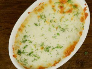 Mozzarella Sweet Corn Casserole -