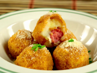 Sausage Magic Spheres -