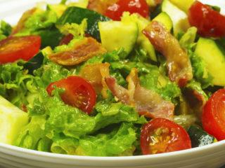 Crispy Bacon Salad -