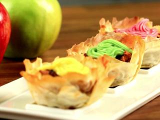 Apple Cupcakes -