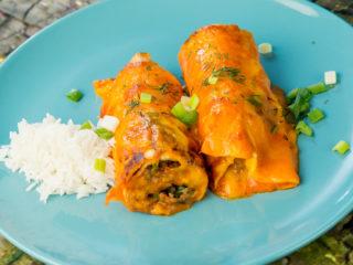 Beef Tortilla Wrap Casserole -