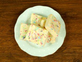 White Chocolate Bars -