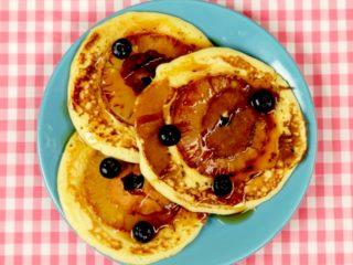 Pineapple Pancakes -