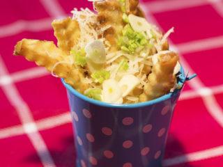 Seasoned Crispy French Fries -