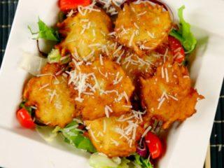Swiss Potato Fritters -