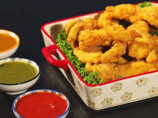 Sweet and Spicy Chicken Tenders -