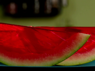 Watermelon Vodka Jelly Shots