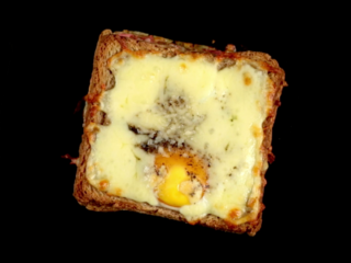 Egg Sandwich Toast