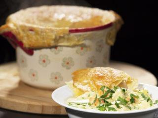 Creamy Chicken and Veggie Stew -