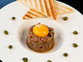 Steak Tartare -