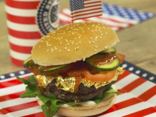 Golden Burger -