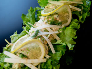 Tuna and Celery Salad -