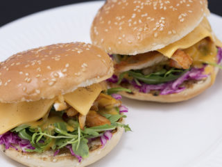 Turkey Leftover Sandwich -