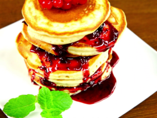 Pancake Tower -