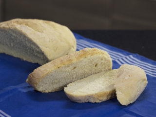 Simple Homemade Bread -