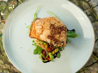Fish Riceburger -
