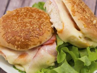 3-Deli Meat Burger Casserole -