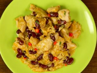 Chicken and Rice Lunch -