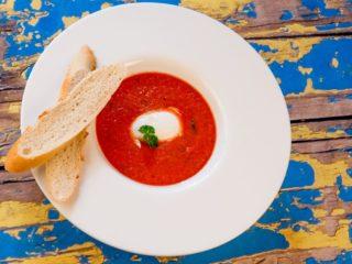 Easy-To-Make Tomato Cream Soup