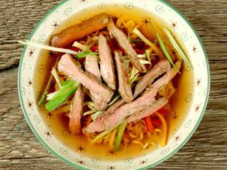 Beef Noodle Soup -
