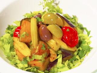 Mediterranean Veggie Stew -