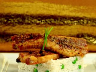 Spicy Pork Chops -