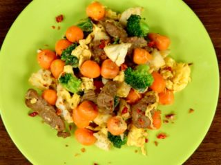 Champion's Omelet -