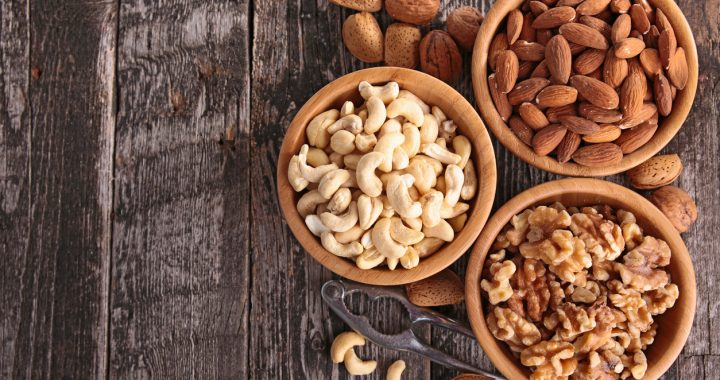 An Ally for a Tough Match: Nuts Fight Inflammation with You