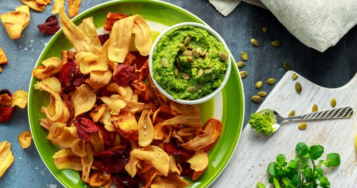 Baked Chips Ideas 5 Veggies Worth a Chance.