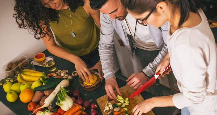 How to Eat Like a Nutritionist and Make Your Meals Exciting.