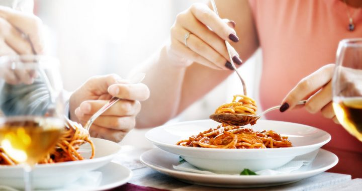 Good News: You can Eat Pasta and Lose Weight