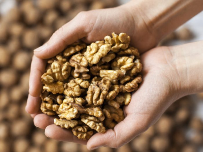 Best and worst nuts for your health: Walnuts