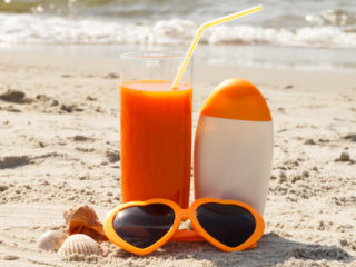 Food for a Perfect Tan: What to Eat in the Summer