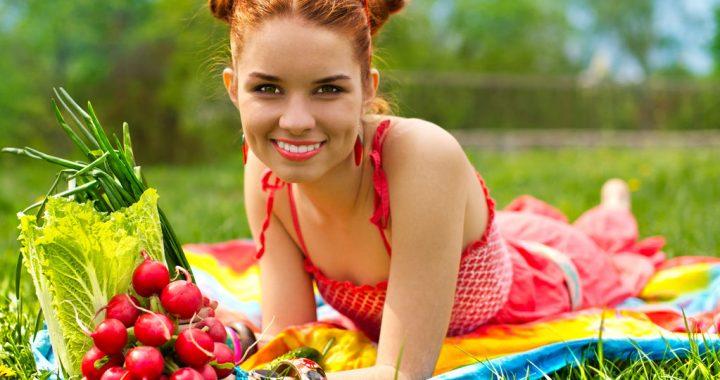 Beauty Benefits of Radishes.