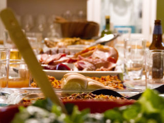 Waste Not, Want Not: What to Do with Christmas Leftovers