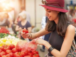 How to Keep Tomatoes Fresh Outside the Fridge.