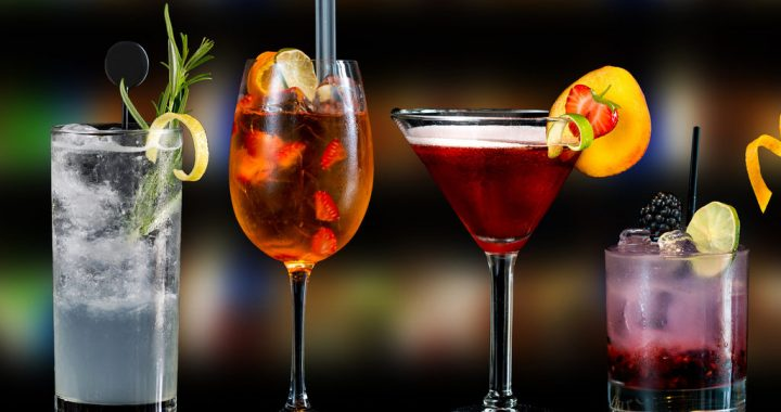 5 New Year's Eve Drinks to Start 2018 on the Right Foot