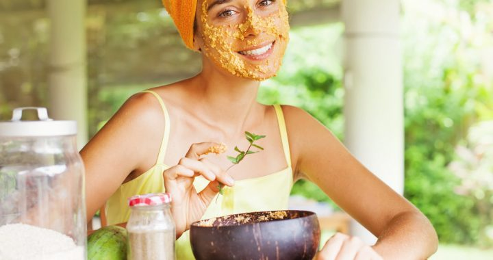Reach Out and Touch Them: Great Foods for Skin Care.