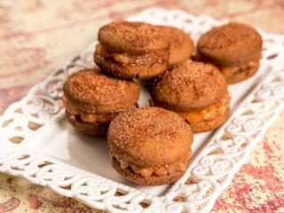 Cinnamon Sweet Potato Cookies -
