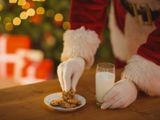 How to Bake the Perfect Cookies for Santa -