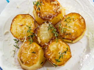 Fondant Potatoes -